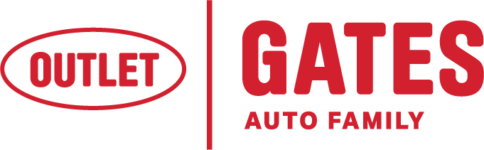 Gates Auto Outlet Logo